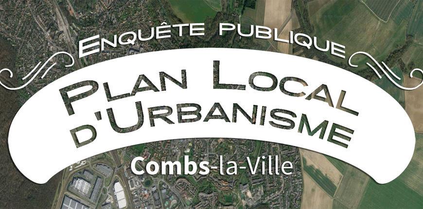 Urbanisme Combs La Ville